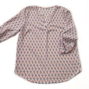 41 Hawthorn • Stitch Fix Printed Blouse
